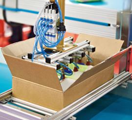 e & v Systeme Verpackungsmaschinen